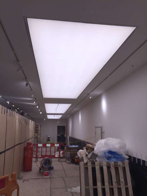 Stretch Ceilings Vapour Barrier